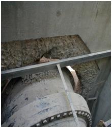 Concrete Spall Repair